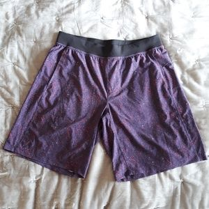 2f2f56fc4 Lululemon Men s XXL Drawstring Purple Shorts